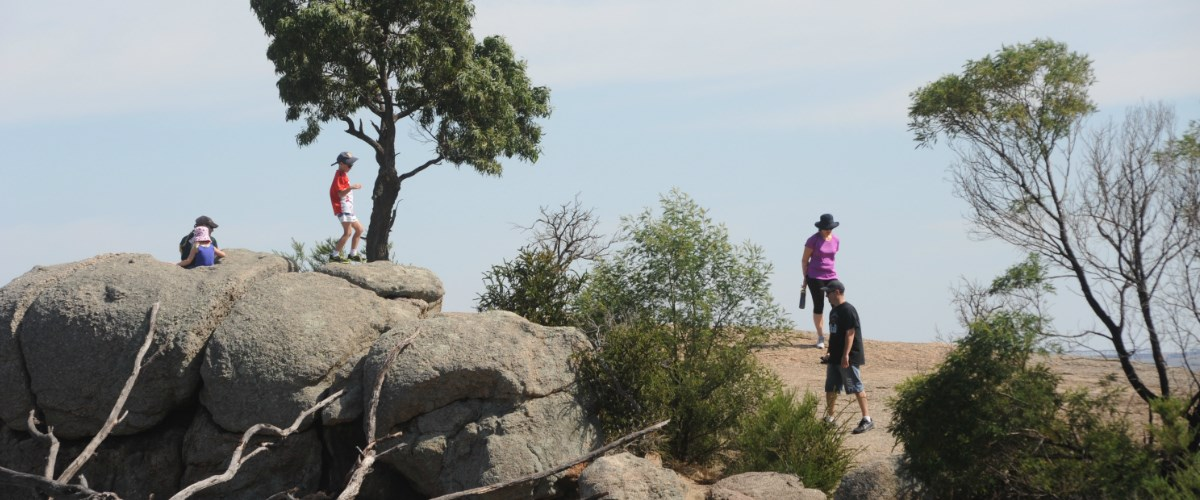Northern Exposure: Mountains Of Family Fun At The You Yangs