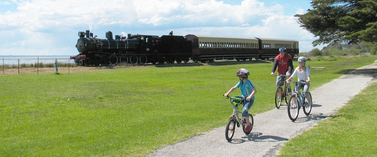 Drysdale: Rail Or Trail