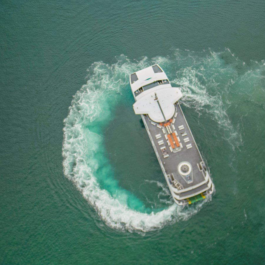 Searoad Ferries: The BEST in the business