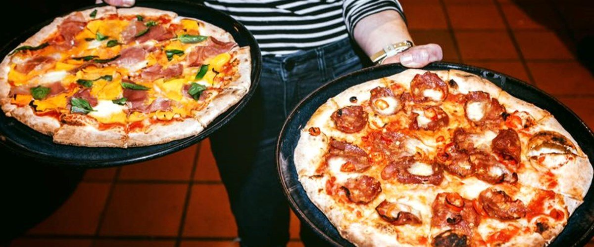 That's Amore. Our Favourite Pizzas