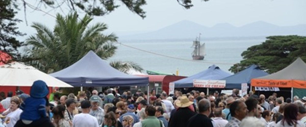 Come For The Portarlington Mussel Festival, Stay For...