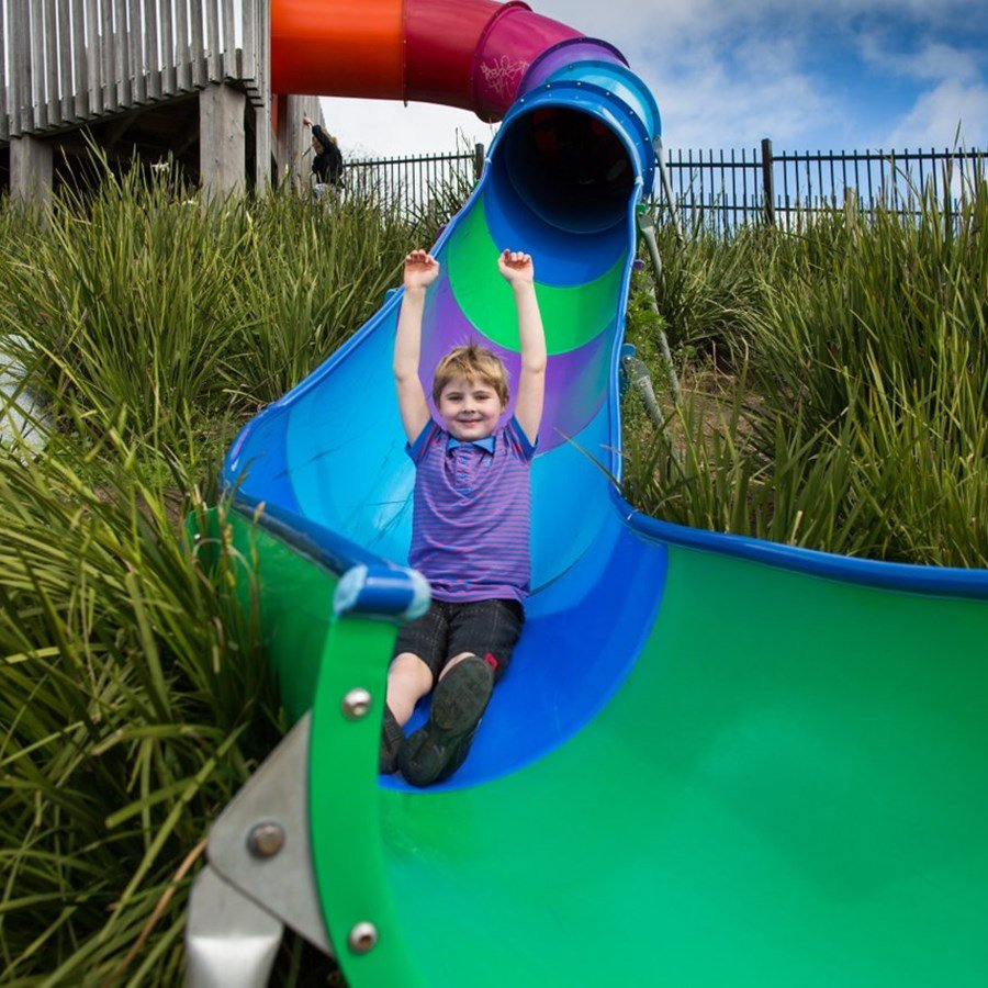 Play the Day Away - 9 of the Best Playgrounds Around
