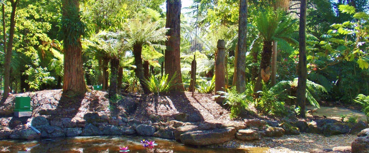6 Reasons To Go Play in The (Geelong Botanic) Gardens