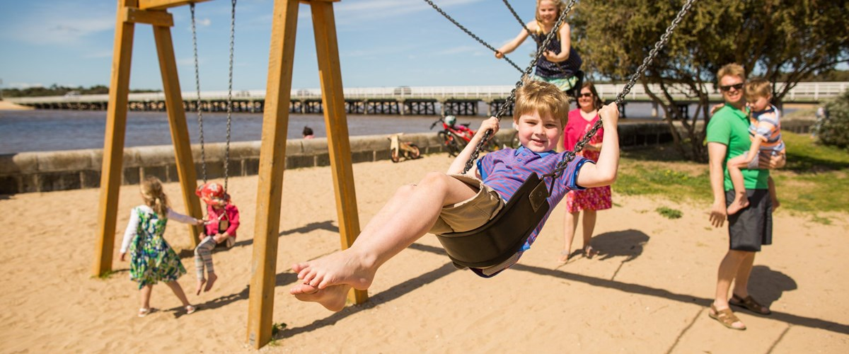 Local Knowledge - Playgrounds in Barwon Heads