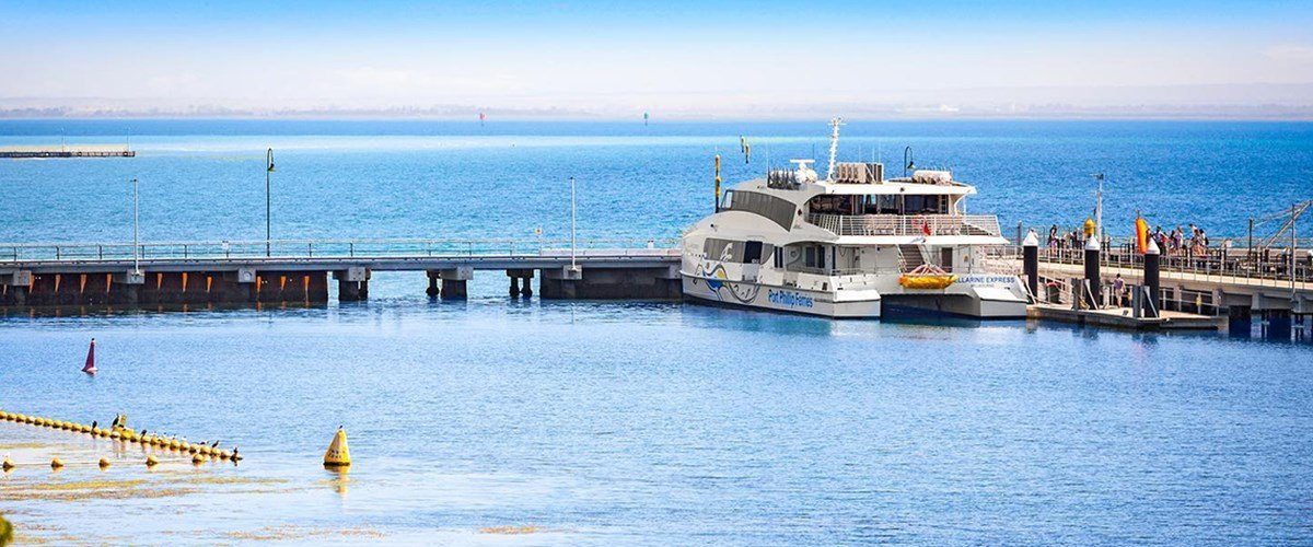 Straight Off The Boat - Adventures from Portarlington Pier