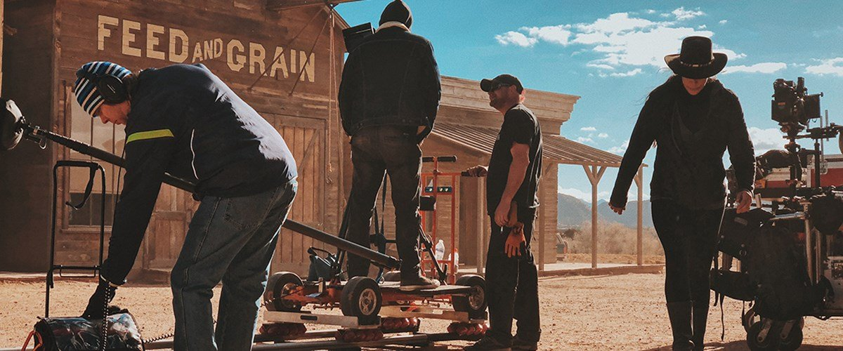 Lights, Camera, Action - Famous Film Sets Around The Region