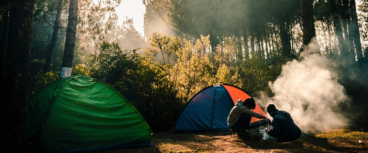Camping Etiquette 101: How to be a happy camper