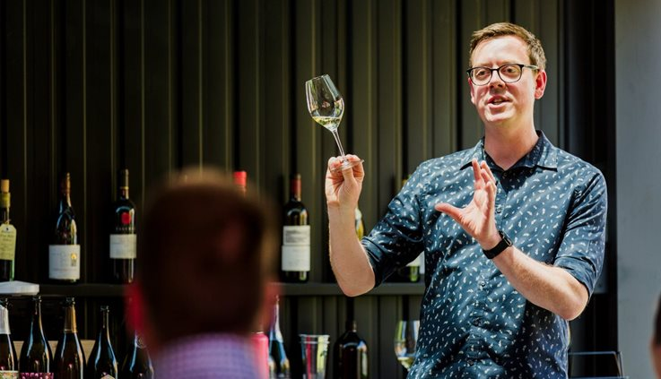 The Wines of South America Tasting