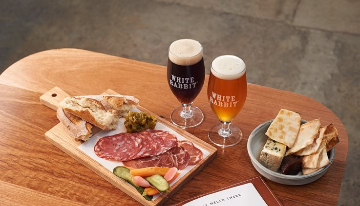 White Rabbit Brewery & Barrel Hall