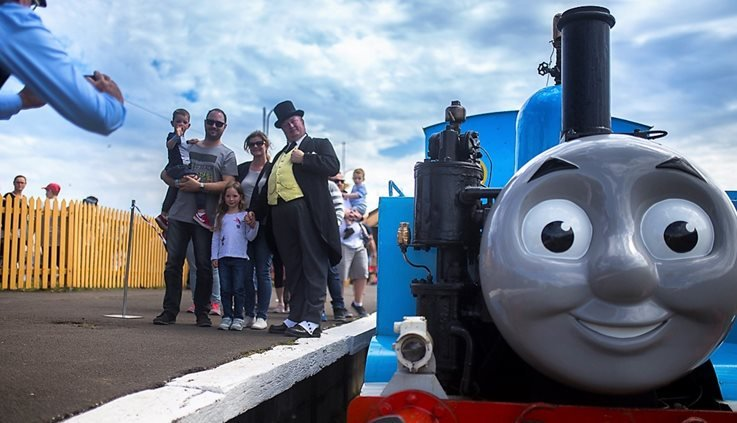 Day Out With Thomas - Queenscliff