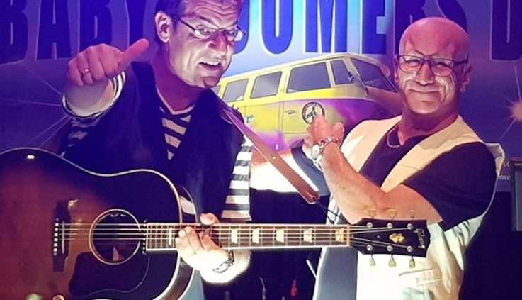Baby Boomers Duo Tribute Show and Dinner at 360Q in Queenscliff