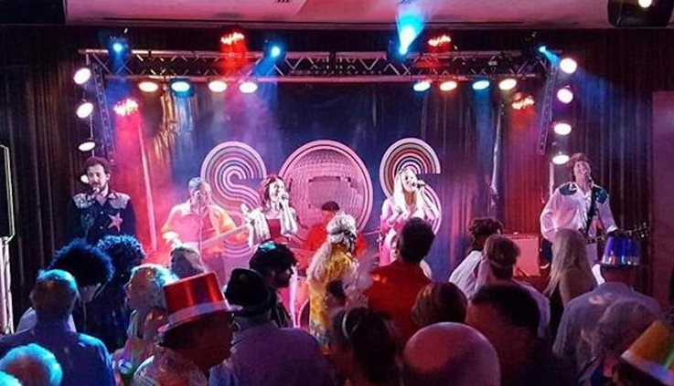 ABBA Tribute Show and Dinner at 360Q