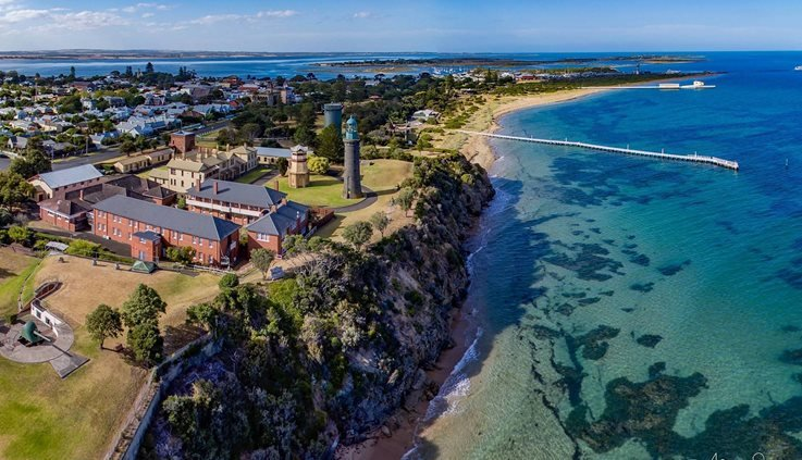 Tours at Fort Queenscliff