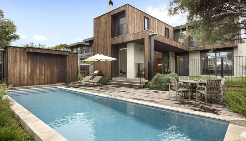 A luxurious Point Lonsdale home with pool