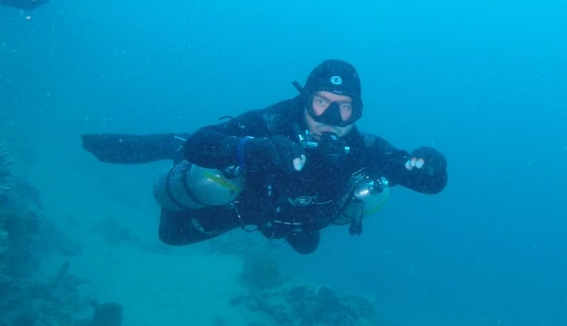 DiveRAID, Lear to dive, Sidemount diving, Dive Victoria, Dive Geelong, Learn to Scuba