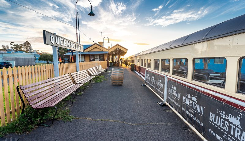 Queenscliff Station - Home of The Blues Train