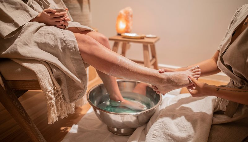 Take the time out for a Massage, Spa treatment or healing session.
