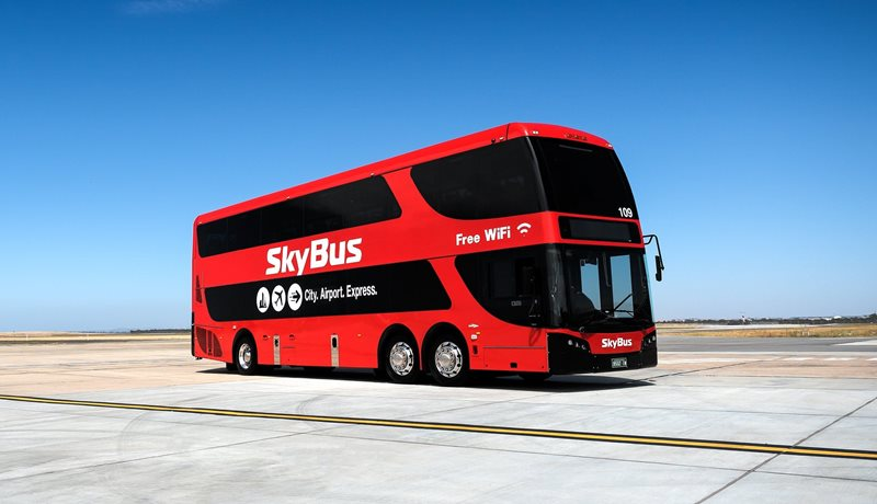 SkyBus makes your trip to Avalon Airport even easier!