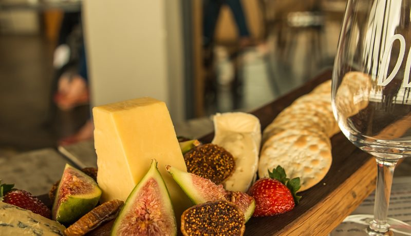 House of Jack Rabbit Cheese Board