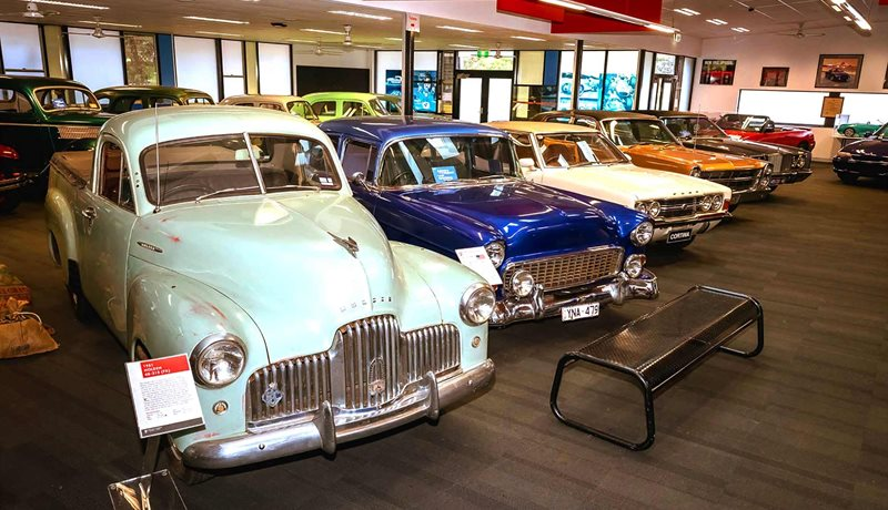 Geelong Musuem of Motoring
