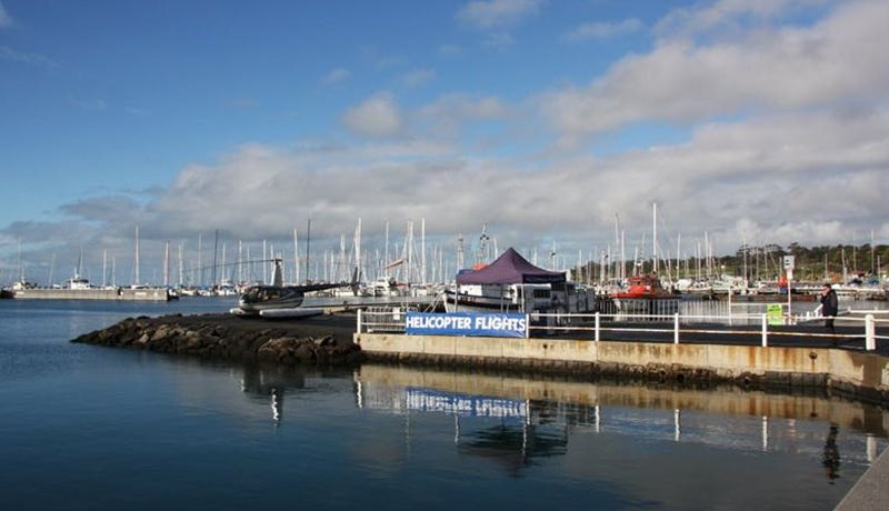 Geelong Waterfront location