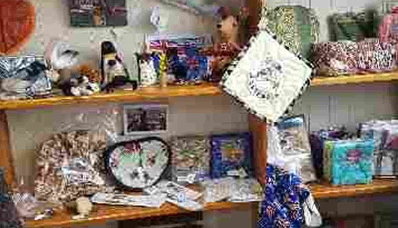 Drysdale Community Craft Shop gifts