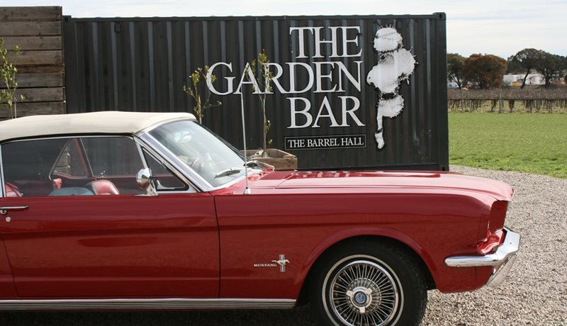 Winery and Brewery Tours of Geelong and Bellarine in a Mustang Convertible