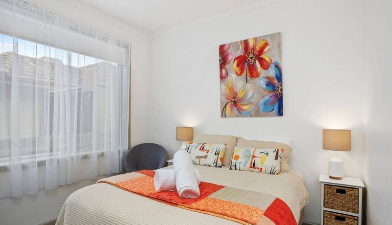 Geelong Serviced Apartments bedroom 1