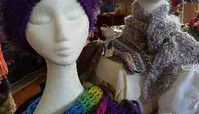 Drysdale Community Craft Shop Beanies