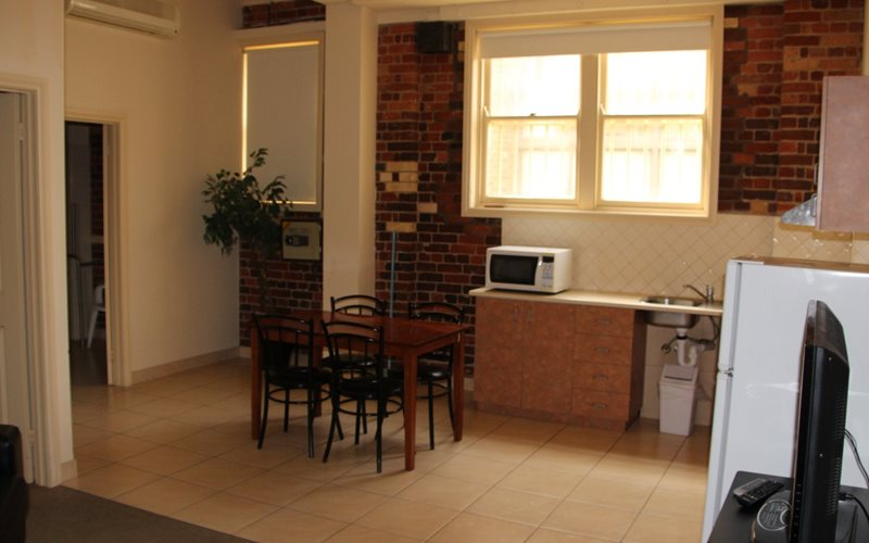 Disabled friendly  small 2 bed