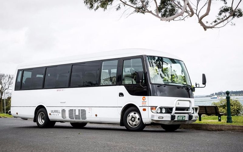 Charter Bus by Murrell Group