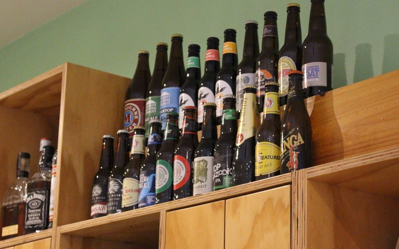Amazing local beers & ciders
