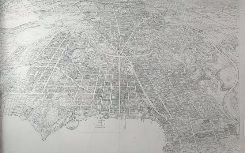 The Geelong Map